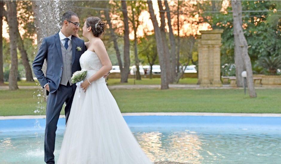 Il matrimonio di Fabio  e Maria Vittoria a Mesagne, Brindisi