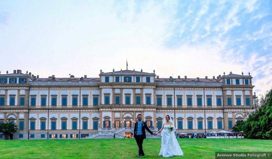 Il matrimonio di Osvaldo e Eleonora a Monza, Monza e Brianza