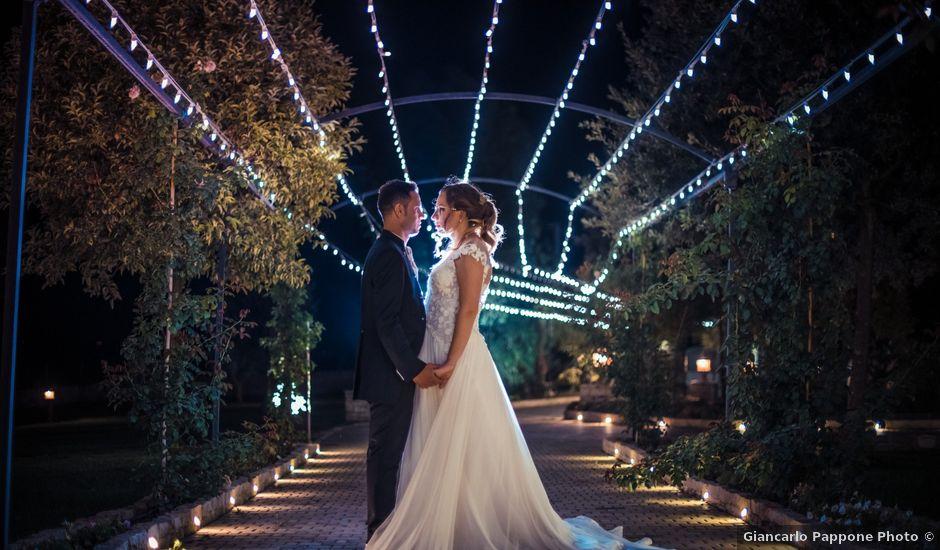 Il matrimonio di Alessandro e Cinzia a Taranto, Taranto