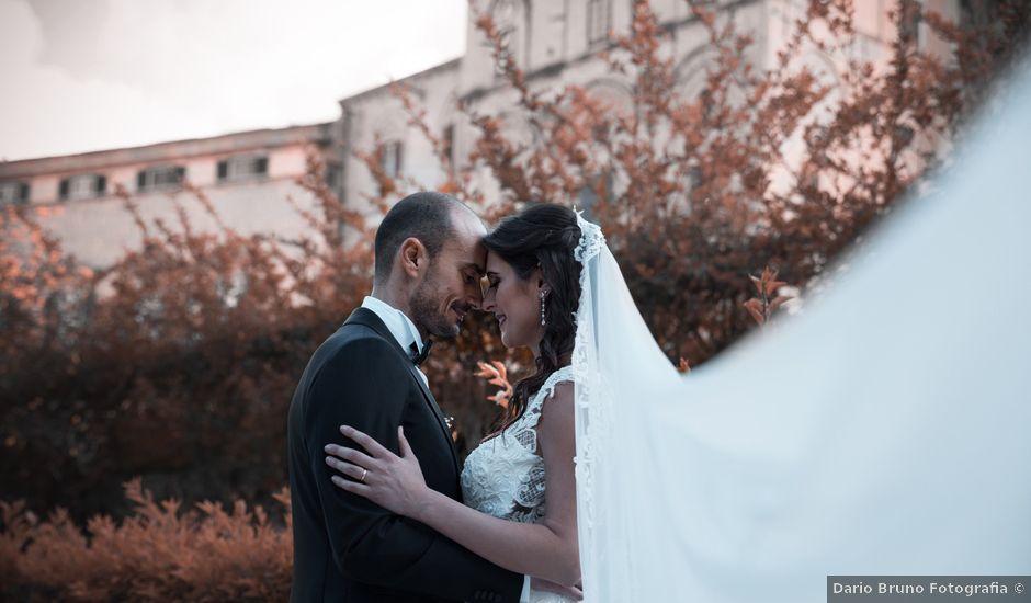 Il matrimonio di Mariano e Deborah a Palermo, Palermo