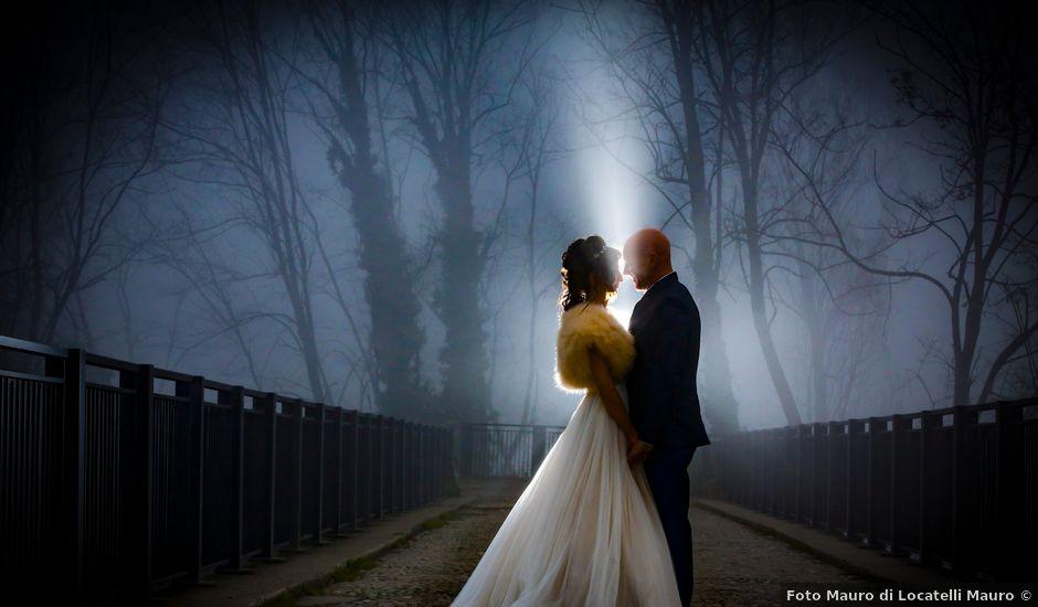 Il matrimonio di Roberto e Manuela a Cassano d'Adda, Milano