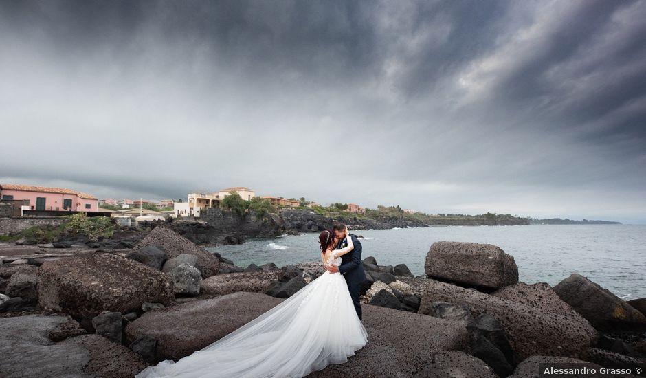 Il matrimonio di Carmen e Daniele a Mascali, Catania