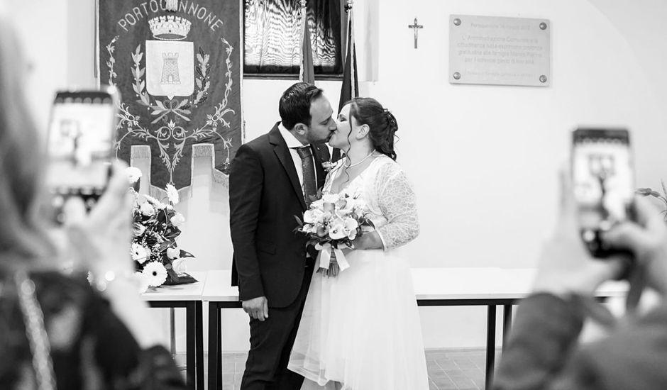 Il matrimonio di Francesco e Ileana a Portocannone, Campobasso