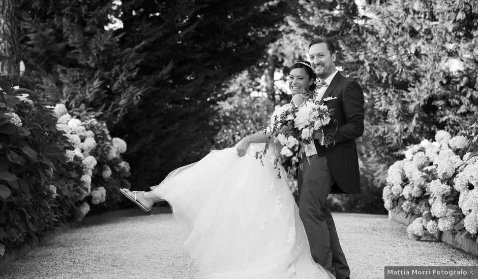Il matrimonio di Christian e Donna a Poggio Berni, Rimini