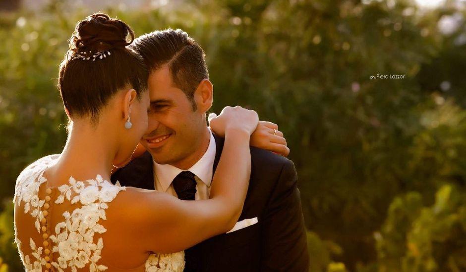 Il matrimonio di Antonio e Mariantonietta a Marsala, Trapani