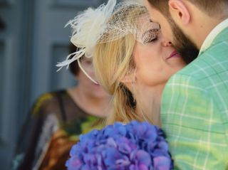 Le nozze di Ioana e Marius 1