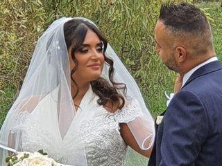 Le nozze di Carolina  e Antonio 1