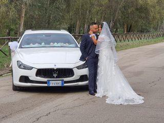 Le nozze di Carolina  e Antonio