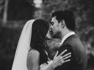 Le nozze di Ilenia e Roberto