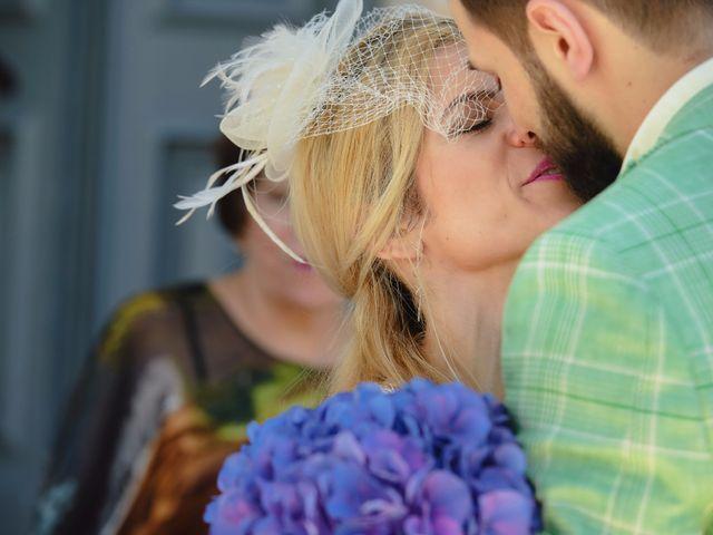 Il matrimonio di Marius e Ioana a Gorgo al Monticano, Treviso 2