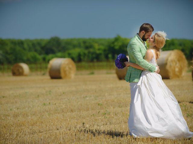 Il matrimonio di Marius e Ioana a Gorgo al Monticano, Treviso 3