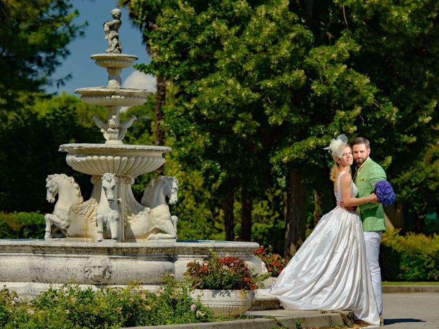 Il matrimonio di Marius e Ioana a Gorgo al Monticano, Treviso 5