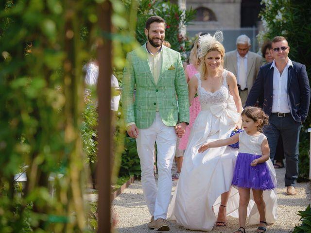 Il matrimonio di Marius e Ioana a Gorgo al Monticano, Treviso 12