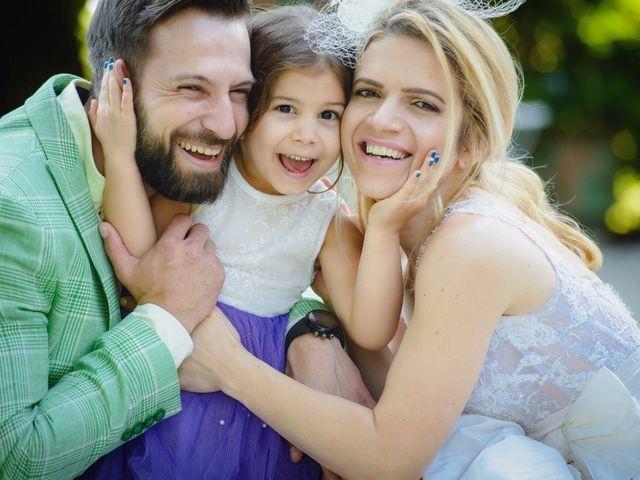 Il matrimonio di Marius e Ioana a Gorgo al Monticano, Treviso 19