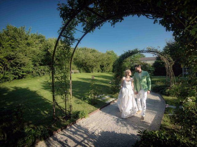 Il matrimonio di Marius e Ioana a Gorgo al Monticano, Treviso 36