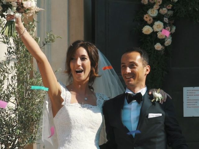 Il matrimonio di Alessandro e Elena a Brescello, Reggio Emilia 21