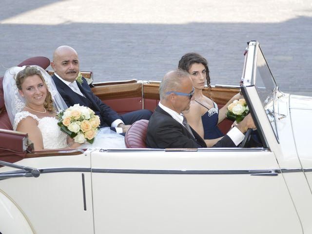 Il matrimonio di salvatore e sofia a Arcore, Monza e Brianza 10