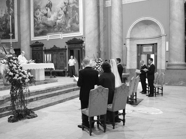 Il matrimonio di salvatore e sofia a Arcore, Monza e Brianza 11