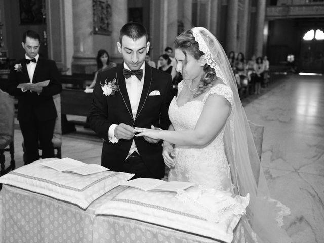 Il matrimonio di salvatore e sofia a Arcore, Monza e Brianza 12