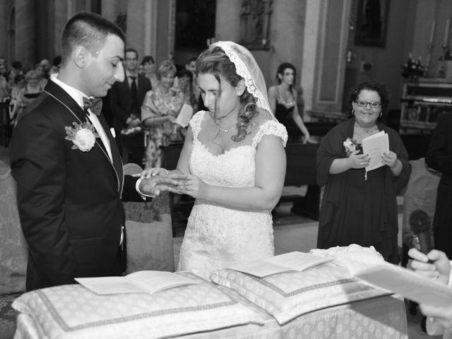 Il matrimonio di salvatore e sofia a Arcore, Monza e Brianza 13