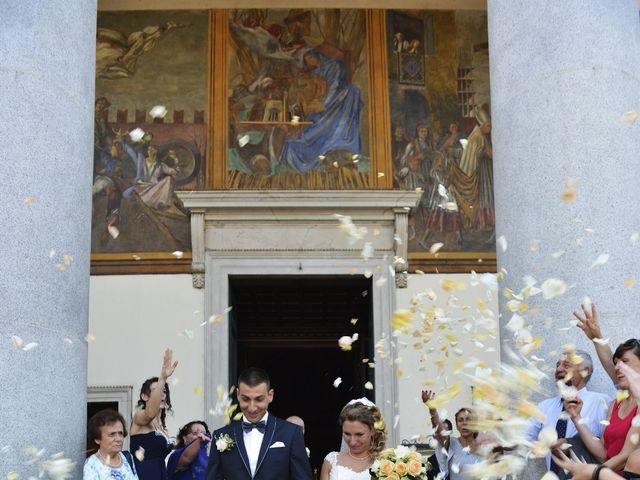 Il matrimonio di salvatore e sofia a Arcore, Monza e Brianza 15