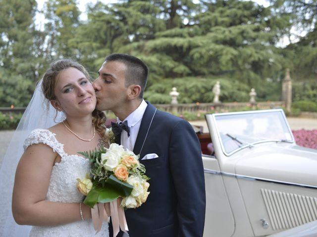 Il matrimonio di salvatore e sofia a Arcore, Monza e Brianza 17