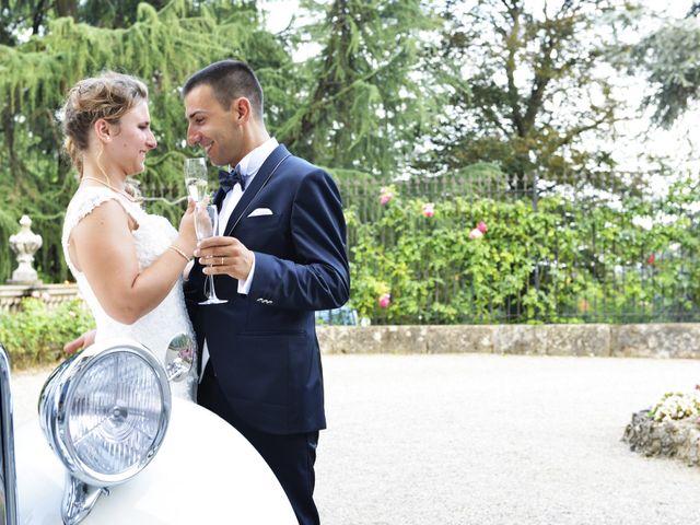 Il matrimonio di salvatore e sofia a Arcore, Monza e Brianza 18