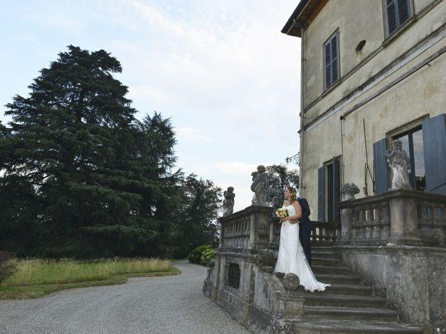 Il matrimonio di salvatore e sofia a Arcore, Monza e Brianza 22