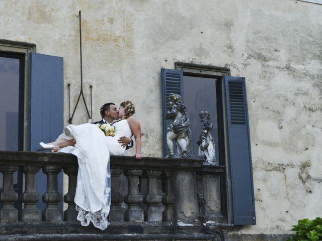 Il matrimonio di salvatore e sofia a Arcore, Monza e Brianza 1