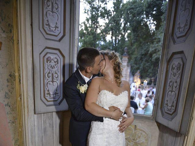 Il matrimonio di salvatore e sofia a Arcore, Monza e Brianza 27