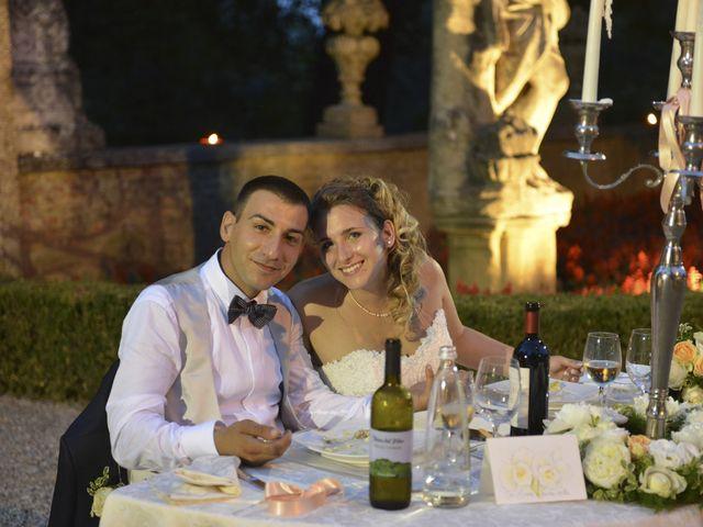 Il matrimonio di salvatore e sofia a Arcore, Monza e Brianza 28