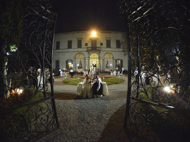 Il matrimonio di salvatore e sofia a Arcore, Monza e Brianza 30
