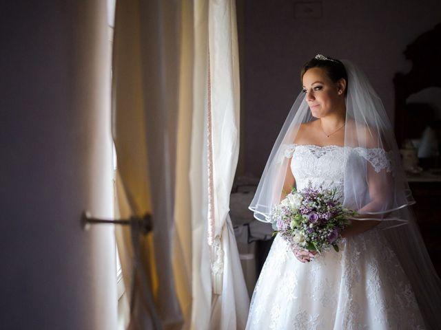 Il matrimonio di Nic e Meri a Verona, Verona 1