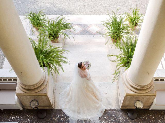 Il matrimonio di Nic e Meri a Verona, Verona 2