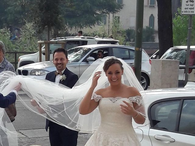 Il matrimonio di Nic e Meri a Verona, Verona 10