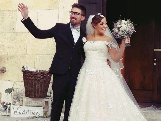 Il matrimonio di Nic e Meri a Verona, Verona 17