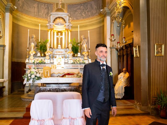Il matrimonio di Massimo e Fulvia a Erba, Como 9