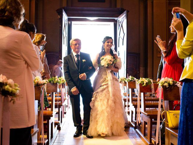 Il matrimonio di Massimo e Fulvia a Erba, Como 10
