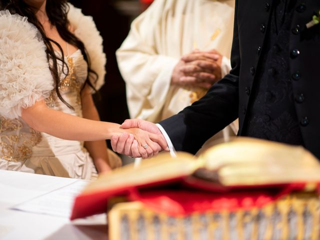 Il matrimonio di Massimo e Fulvia a Erba, Como 13