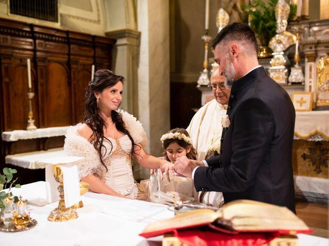 Il matrimonio di Massimo e Fulvia a Erba, Como 14