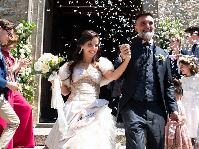 Il matrimonio di Massimo e Fulvia a Erba, Como 17