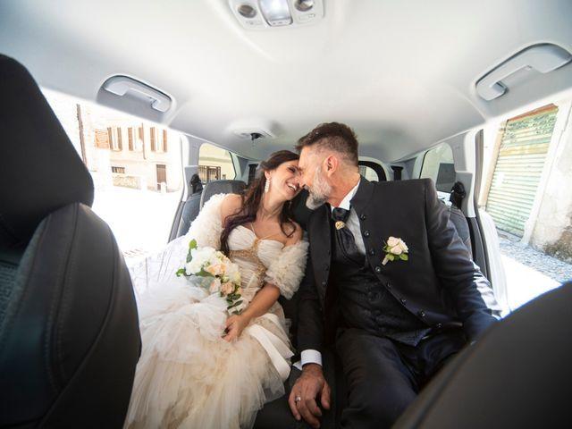 Il matrimonio di Massimo e Fulvia a Erba, Como 19