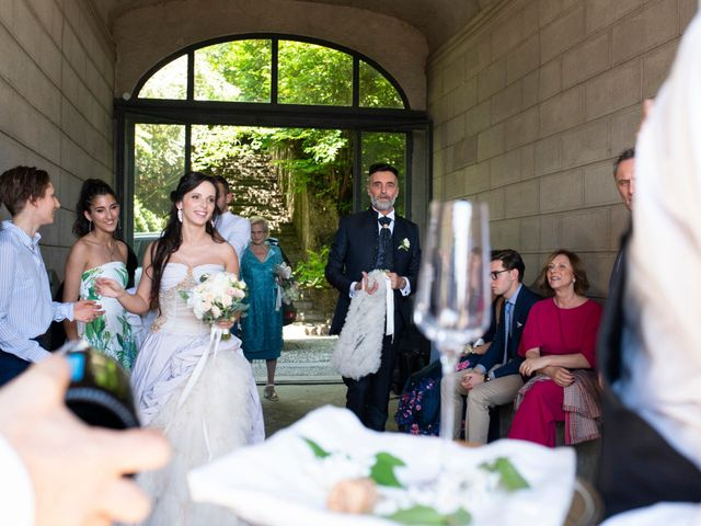 Il matrimonio di Massimo e Fulvia a Erba, Como 20