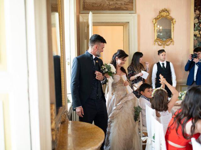 Il matrimonio di Massimo e Fulvia a Erba, Como 23