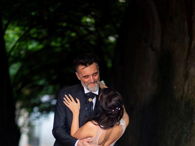 Il matrimonio di Massimo e Fulvia a Erba, Como 33