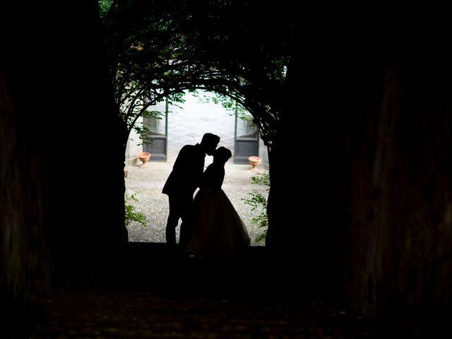 Il matrimonio di Massimo e Fulvia a Erba, Como 34