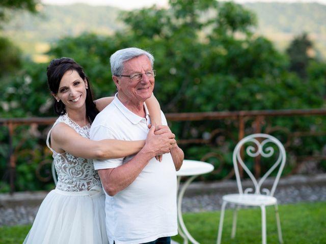 Il matrimonio di Massimo e Fulvia a Erba, Como 36