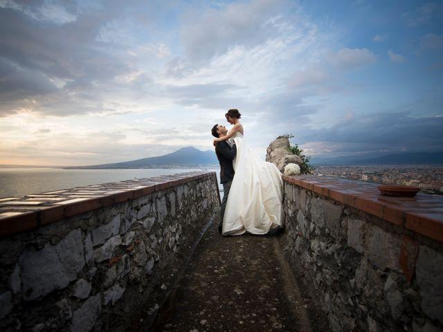 Il matrimonio di Mario e Cinzia a Castellammare di Stabia, Napoli 26
