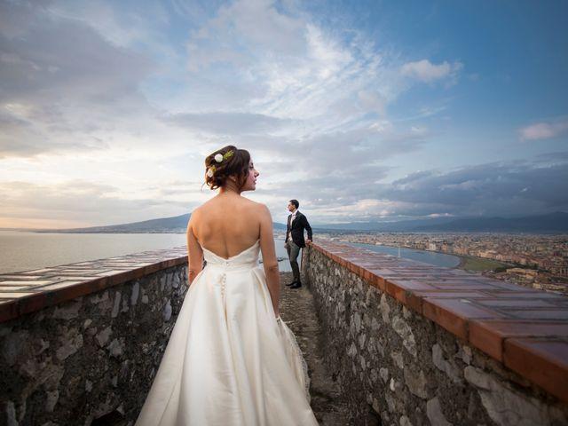 Il matrimonio di Mario e Cinzia a Castellammare di Stabia, Napoli 30