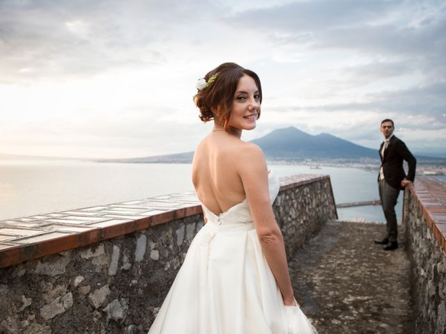 Il matrimonio di Mario e Cinzia a Castellammare di Stabia, Napoli 31